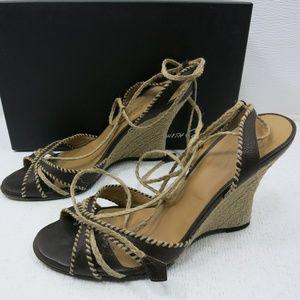Kenneth Cole New York Wedge Style Dress Heels 8.5